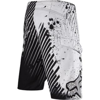 Fox Racing Fresh Kill White Boardshort Swim Trunks All Sizes Surf
