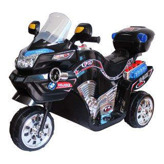 Lil Rider FX 3 Wheel Battery Powered Bike Black Charger Included