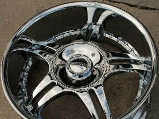 Vinci Vento 20 Chrome Rims Wheels Mercedes Benz ML350