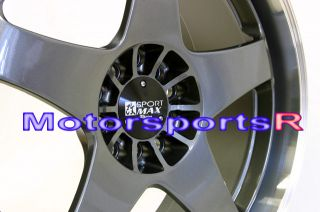 18 XXR 94 98 Honda Accord EX Acura TL GSR Nissan Wheels