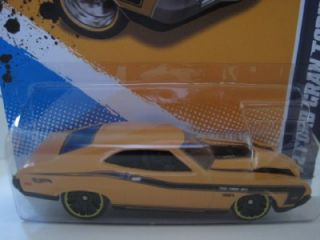 Hot Wheels 72 Ford Gran Torino Sport 2012 Factory Hologram Master Set