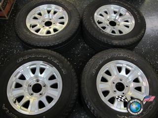 03 Ford Expedition F150 Factory 17 Wheels Tires OEM Rims 3412 5x135
