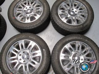 Ford F150 Expedition Factory 20 Wheels Tires OEM Rims 3788 Platinum