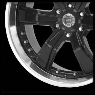 American Racing Razor AR3003 Black Chevy Ford F150 Wheels Rims