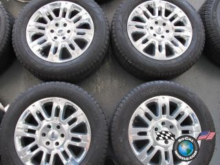 10 11 Ford F150 Factory 20 Wheels Tires Expedition Rims 3788