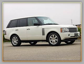 Range Rover HSE 19 inch Chrome Wheels Rims Land Rover