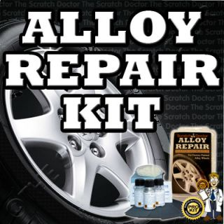 Alloy Wheel Rims Touch Up Paint New Easy Repair