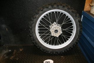 KLX400 KLX 400 DRZ400 Rear Wheel Rim Hub Stock