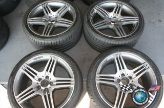 11 Mercedes CLS CLS63 Factory AMG 19 Wheels OEM Rims SL W219 chassis