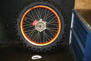 KTM 250EXC 250 EXC Rear Wheel Rim Hub Stock