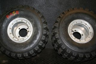 Yamaha YFZ450 ITP Rear Wheels and Tires