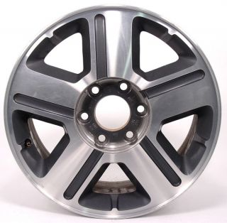 17 Chevy Trailblazer Factory Grey Wheel 5179