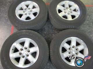 GMC 1500 Sierra Yukon Denali Factory 17 Wheels Tires Rims 5296