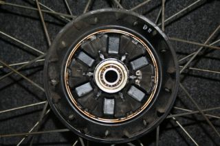 KLR650 KLR 650 Rear Wheel Rim Hub Spokes Tire