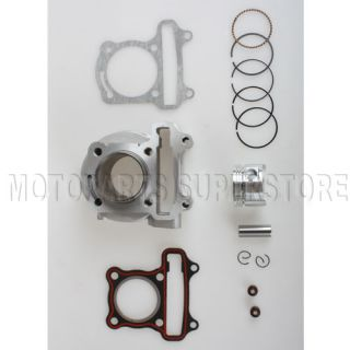 GY6 50cc Scooter Moped Engine Cylinder Piston Ring Sunl taotao JCL