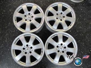 Mercedes MBZ ML320 ML350 R350 ML R Factory 17 Wheels OEM Rims 65366
