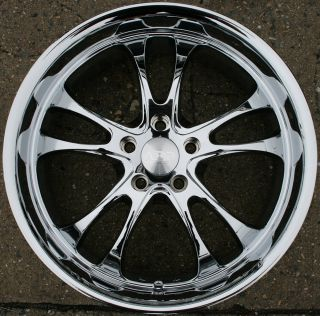 Adr Sterling 19 Chrome Rims Wheels Lexus ES330 04 06 19 x 8 5 5H 35