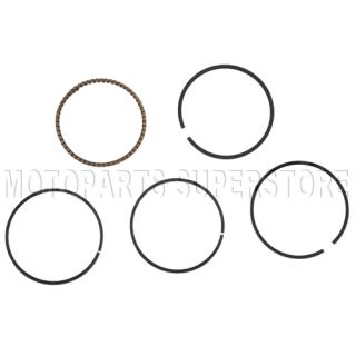 Piston Ring Set 70cc ATV Quad 4 Wheeler Dirt Pit Bike SSR Coolster