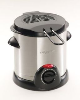 Presto 05471 Stainless Steel Electric Deep Fryer L K