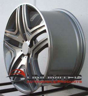 20 AMG Style Wheels Rims Fit Mercedes ML350 ML430 1997–2005