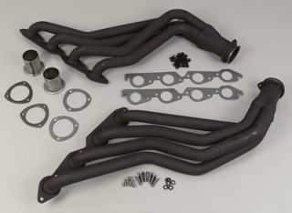 Flowtech Headers Full Length Steel Painted Chevy GMC SUV Pickup Big