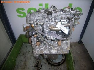 Motor ohne Anbauteile TOYOTA Avensis Station Wagon T27 2 0 D 02 2009