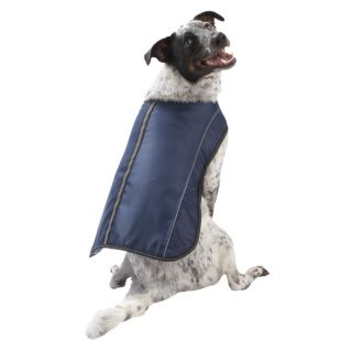 Top Paw™ Reflective Blue Dog Coat