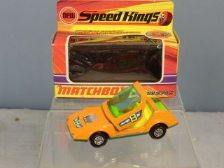 MATCHBOX SPEED KINGS No.K 42 NISSAN 270X