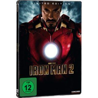Iron Man 2 (Steelbook) [Limited Edition] [2 DVDs] Robert