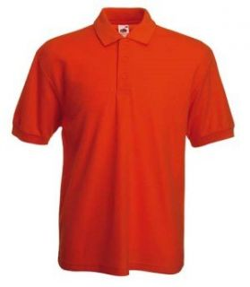 of the Loom   Polo Shirt Piqué Polo 65/35 Bekleidung
