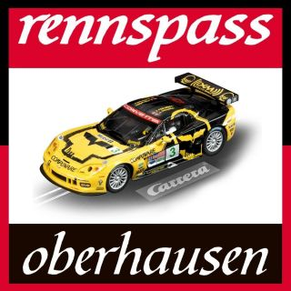 incl Training Chevrolet Corvette C6R 3 Carrera 132 Digital 30581 OVP