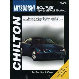 Mitsubishi Eclipse 1990 98 (Chiltons Total Car Care Repair Manuals