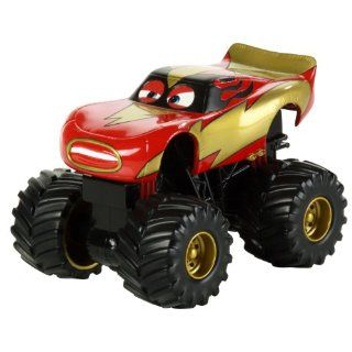 Disney Pixar Cars Toon Monster Truck Mack & Die Cast Cars