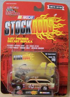 Racing Champions 90s Stock Rods #196 1968 Camaromad brown/cream/sabco