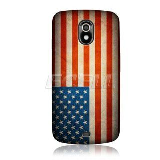 Ecell   HEADCASE DESIGNS USA AMERICAN FLAG BACK CASE FOR SAMSUNG