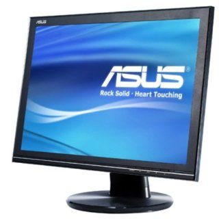 Asus VW191S 48,3 cm Wide Screen TFT Monitor schwarz