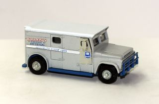 DINKY TOYS 275 USA BRINKS TRUCK NEW OLD STOCK