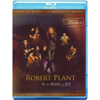 Robert Plant & The Band of Joy   Live From The Artists Den Blu ray