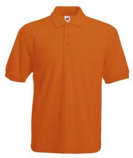 Polo Shirt, Gr.S, M, L, XL, XXL 3XL * 15 Farben * Fruit of the Loom 65