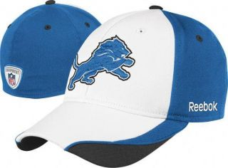 Detroit Lions NFL Sideline Player Cap Flex Fit Cap Hat Stafford Super