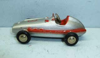 Schuco Piccolo 703 Mercedes Benz 2.5L Race Car Diecast 1950s Original