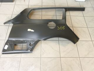 ORIGINAL VW PASSAT 06 11 SEITENTEIL HI RE 3C9 809 844 3C9809844