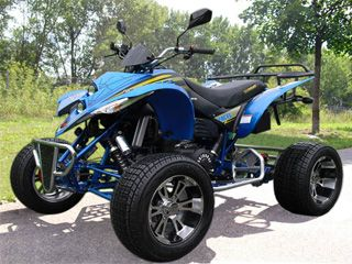Racing Quad ATV 250 Shineray XY 250 ST Top VHB