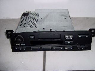 E46 65.12 6912629 65.12 6 912 629 original BMW Autoradio