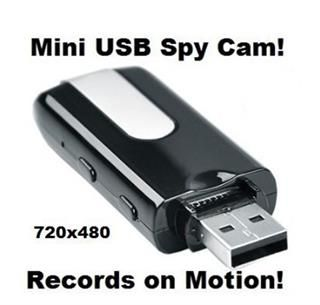 Mini U8 USB U Disk Spy Camera Video Recorder DVR DV ( motion detection