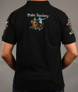 Golden Crown  DUBAI  Polo Shirt Gr. L XL XXL 3XL 4XL 5XL Wählbar