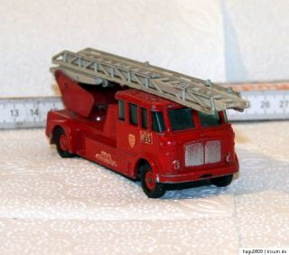 Matchbox King Size No 15 Merryweather Fire Engine
