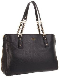 Kate Spade New York Cobble Hill Andee Satchel,Black,One Size Shoes