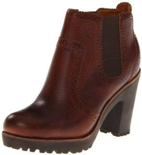 Sperry Top Sider Womens Claremont Boot Shoes