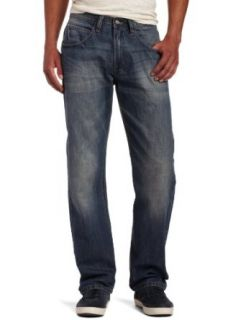 Lee Mens Dungarees Relaxed Straight Leg Jean Clothing